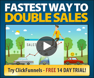 Fastest Way To Double Sales